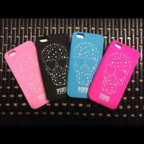 1 iPhone 6/6s or 6 Plus Love Pink Skin Cover This listing is for 1 Brand New iPhone 6/6s or 6 Plus Love Pink Silicone Skin Phone Cover. If you are a Pink Fans, this is a must have item! Please leave me a comment with the color and phone you need this for iPhone 6/6s or iPhone 6 Plus. PINK Victoria's Secret Accessories Phone Cases