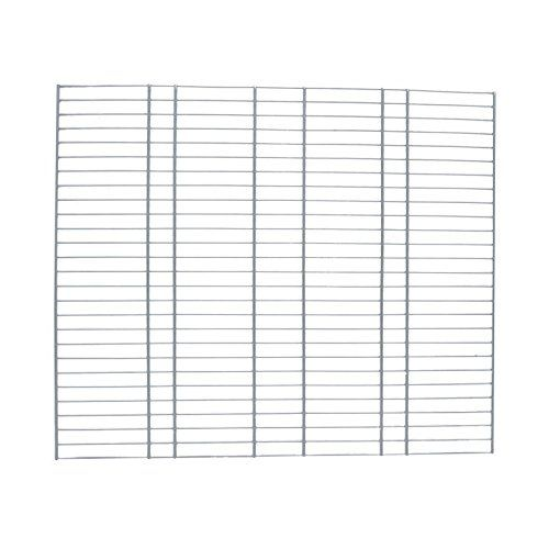 This Back wire grill is designed to used with Vision S01/S02 bird cage. This product weighs 0.57-pound. Measures 15-inch length by 12-2/3-width by 1/10-inch height....