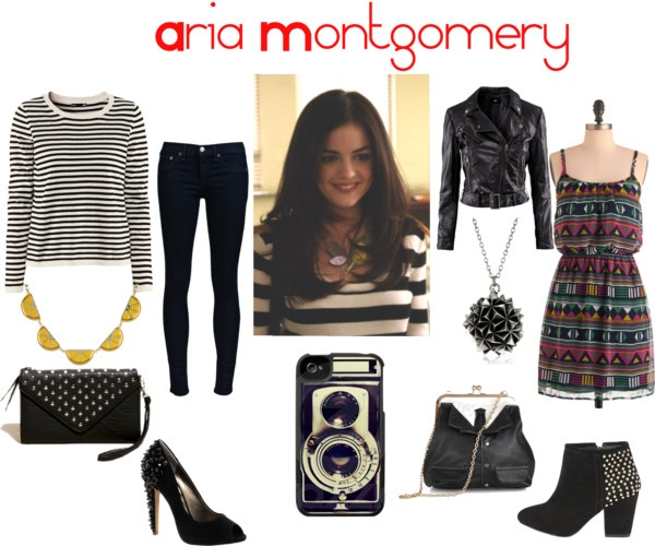 1000+ images about Ariau0026#39;s Clothes on Pinterest | Photographs PLL and Pretty little liars fashion