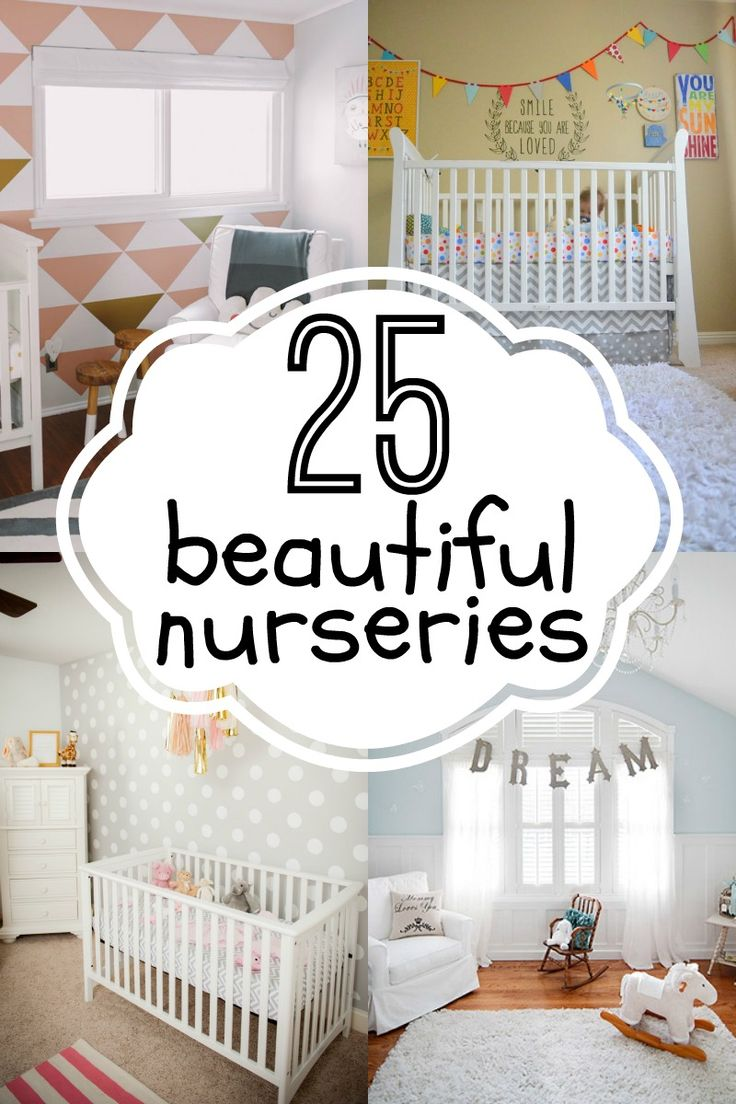 51 Best Gorgeous Nursery 39 S And Baby Rooms Images On