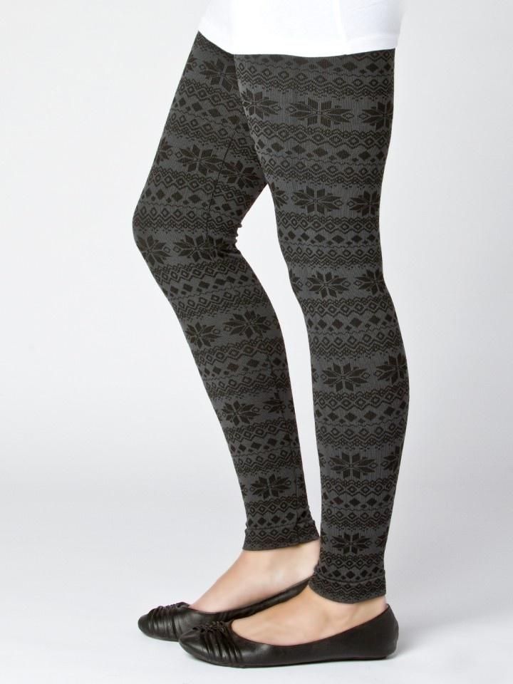 20 best How to wear fair isle leggings images on Pinterest | Fair ...