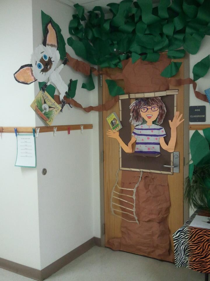 The 74 best images about preschool door on pinterest boom boom classroom and door ideas - Door themes for preschool ...