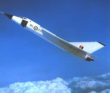 "Avro Arrow : ""There Never Was an Arrow "" - The Canadian Encyclopedia"