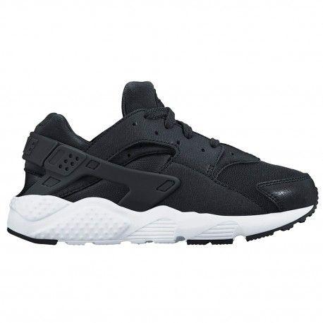 all black nike shoes preschool boy clip art 945910
