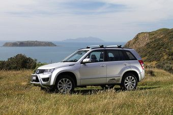 Higher equipment levels are making the sturdy and versatile Suzuki Grand Vitara even better value for money.