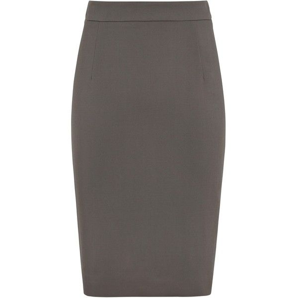 Reiss Lory High Waist Pencil Skirt (1 945 UAH) ❤ liked on Polyvore featuring skirts, pencil skirts, maxi pencil skirt, high waisted maxi skirt, print maxi skirt and high-waisted midi skirts