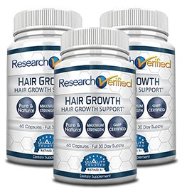 Consumer Review Has Released an Exclusive Hair Growth Formula Review - How to pick an effective Hair Growth Supplement That Works and Avoid Fakes!