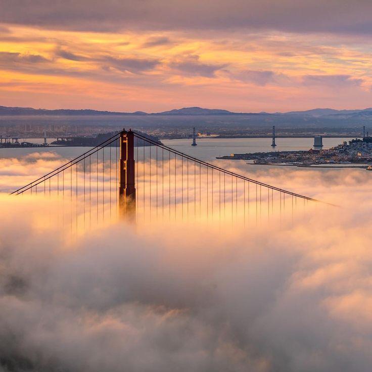 Karl the Fog by San Francisco Feelings