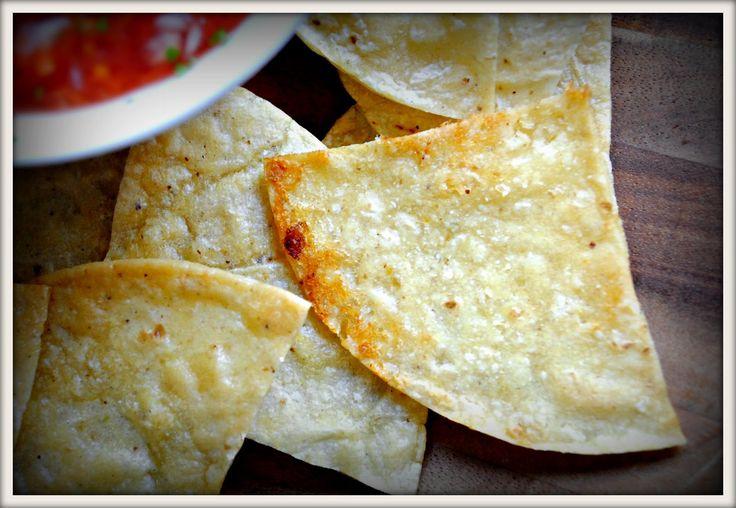 Copy Cat Chipotle chips