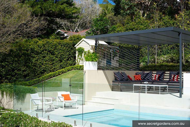 Pool shading