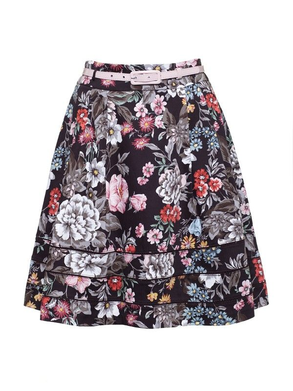 Winifred Skirt from Review #everythingfloral #reviewaustralia