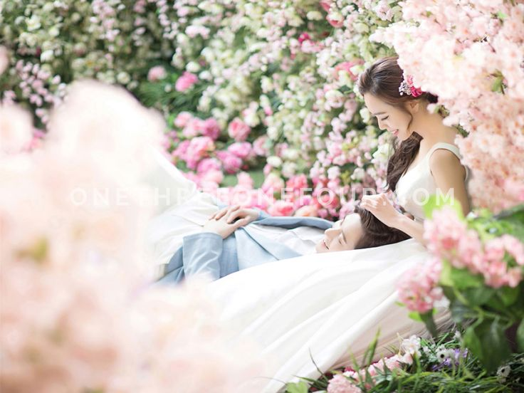 M Company - Korean Pre-Wedding Photography: Floral Romance by M Company on OneThreeOneFour 1