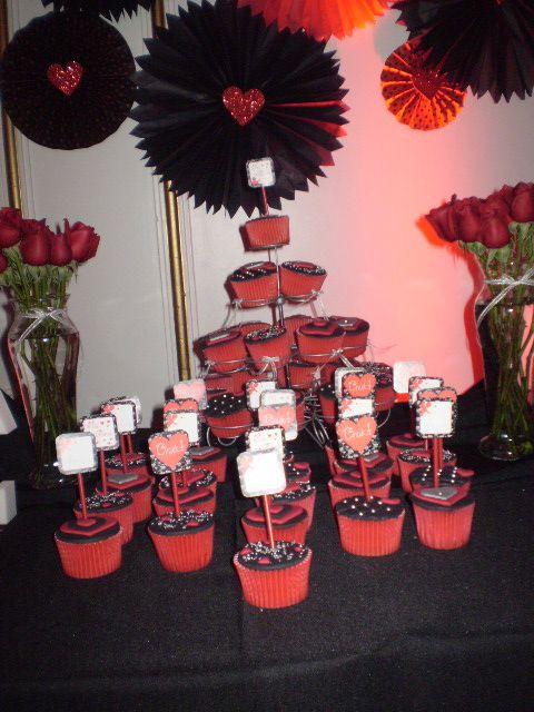 Variedad de Cupcakes Personalizados...