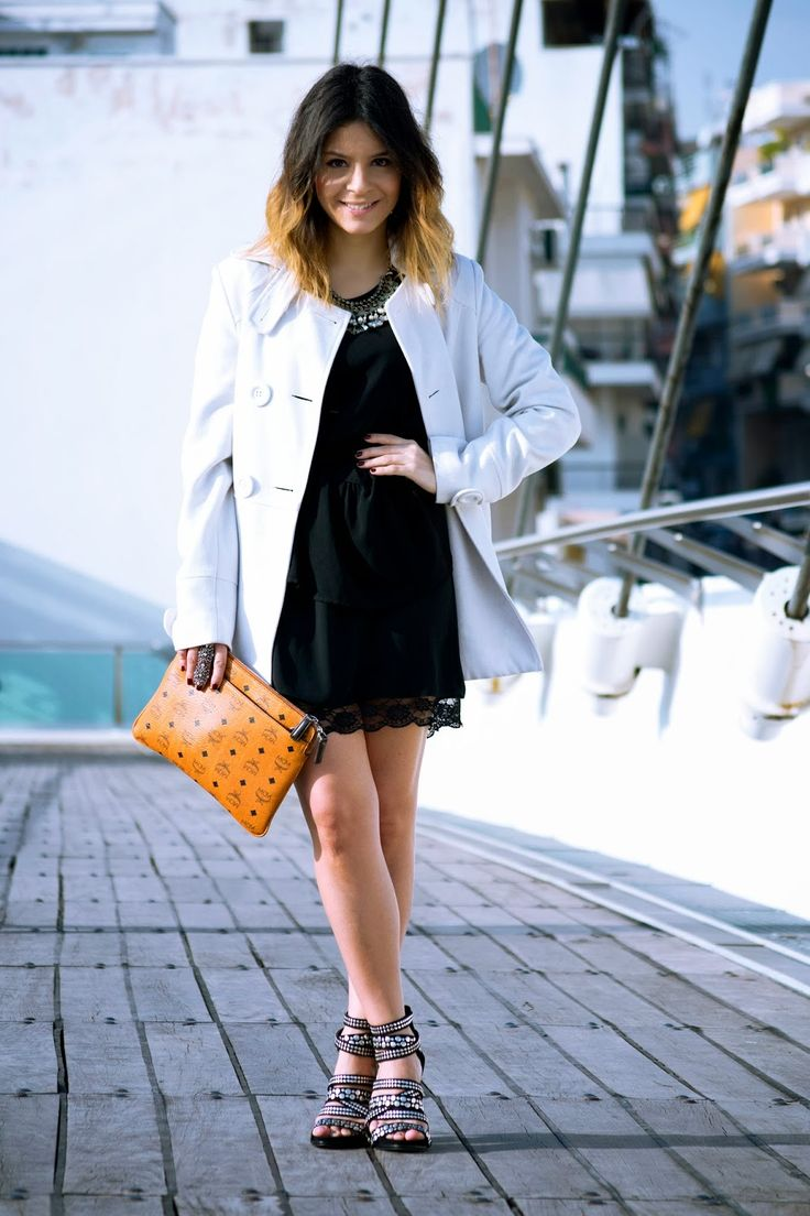 Ultra chic with MCM