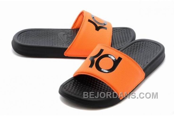 http://www.bejordans.com/free-shipping-6070-off-nike-kd-black-orange-slippers-for-sale-wtrxf.html FREE SHIPPING! 60%-70% OFF! NIKE KD BLACK ORANGE SLIPPERS FOR SALE Only $76.00 , Free Shipping!