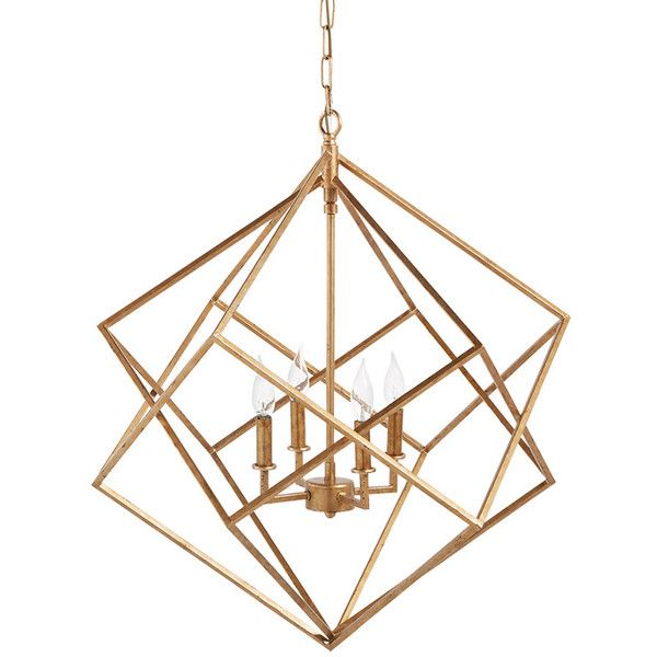 Hemisphere Geode Chandelier in Antiqued Brass ($399) ❤ liked on Polyvore featuring home, lighting, ceiling lights, antique brass ceiling lights, antique brass lighting, antique brass chandelier, geode lamp and antique brass lamps