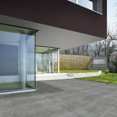 Pavimenti case moderne cheap pavimento in resina with for Case esterni ville