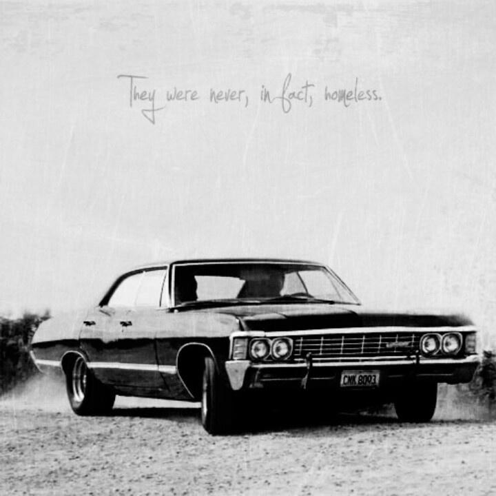 17 Best Ideas About Dean's Car On Pinterest