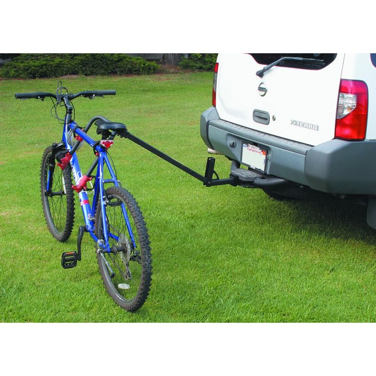 hitch mount bike rack Great idea to DIY