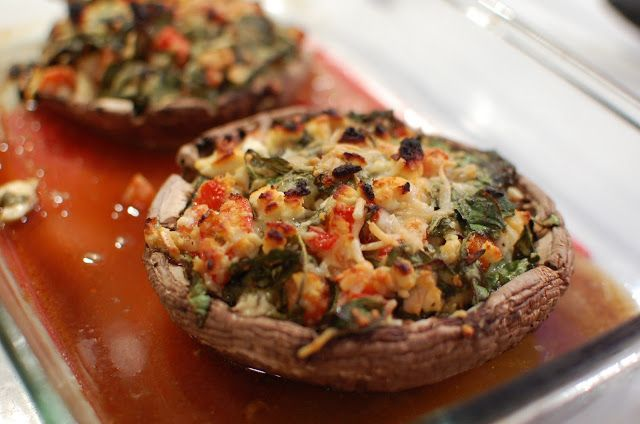 Mushrooms may be one of my favorite foods. There's nothing more I like as a side dish than a grilled portabella mushroom. With it still...