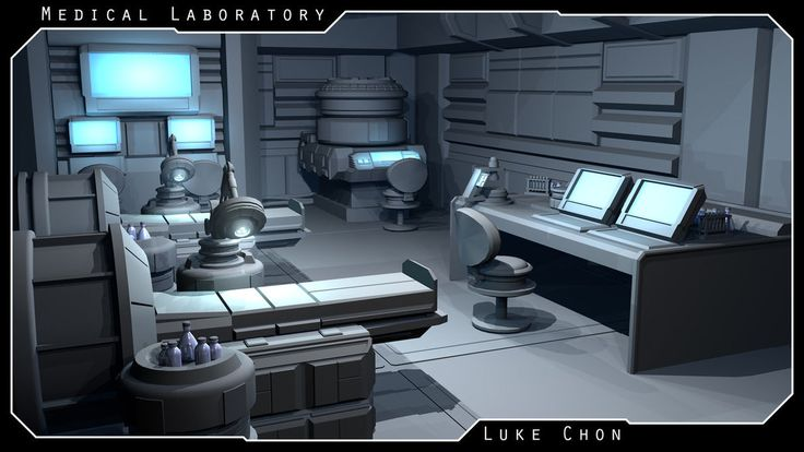 Medical Room idea