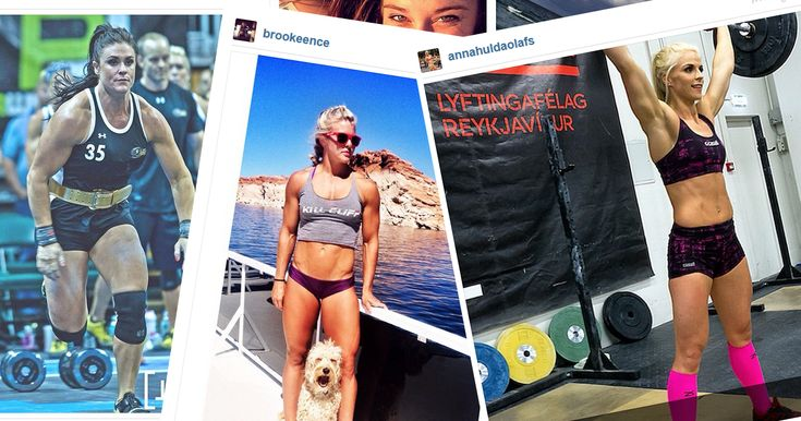 10 HOT Crossfit Girls you have to follow on Instagram