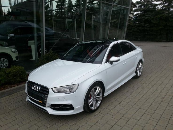Audi S3 Limousine :)