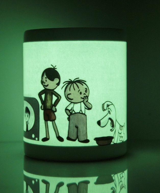Kubek świecący w ciemności - Sub-Art - Pozostałe