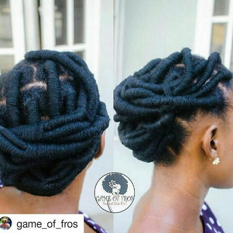 "African threading Pinned from Lab Africa's ""African Braids"" board."