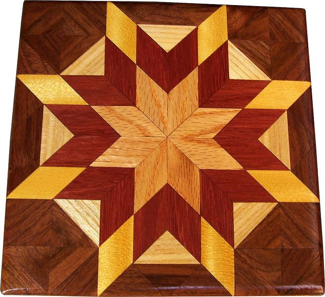 Bright Morning Star Quilt Block | Flickr - Photo Sharing!