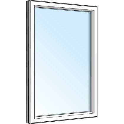 Vi erbjuder utåtgående fönster i aluminium som står emot tuffa väderförhållanden, med en inre del av kvistfritt trä som ger en varm inbjudande känsla.