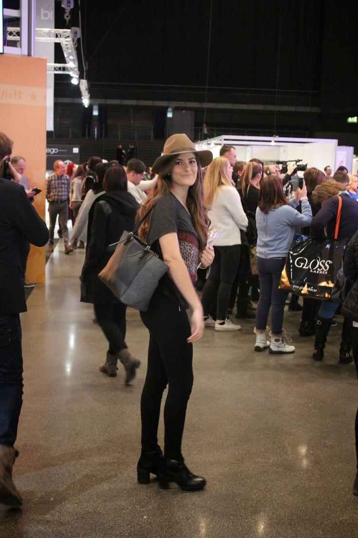 I am Mafalda: Oslo hair fashion show - Hår & Skjønnhet 2015 #blogger #oslo #norway