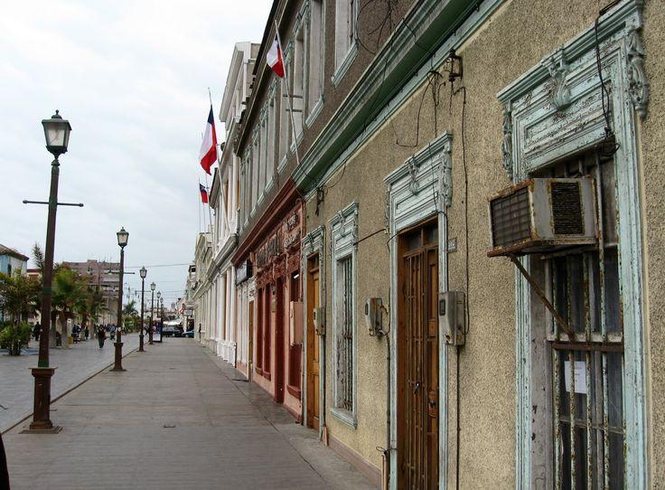 Calle Baquedano, Iquique, Chile