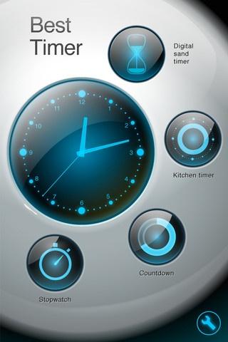 丸いインターフェースがユニークな10の美しいアプリ
