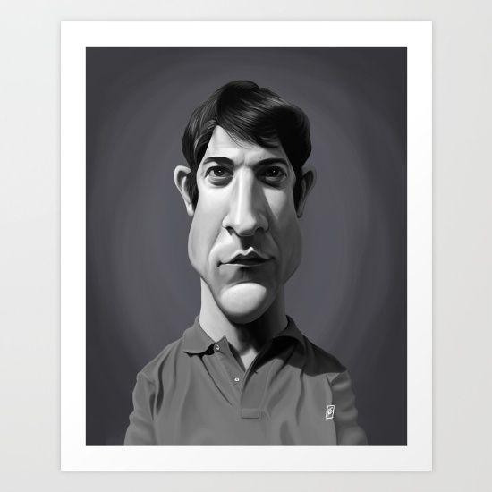 'Dustin Hoffman' print #society6 #thegraduate #dustinhoffman #hollywoodactors #actors #oscars #mrsrobinson #profile #portraits #moviestars #filmstar #blackandwhite