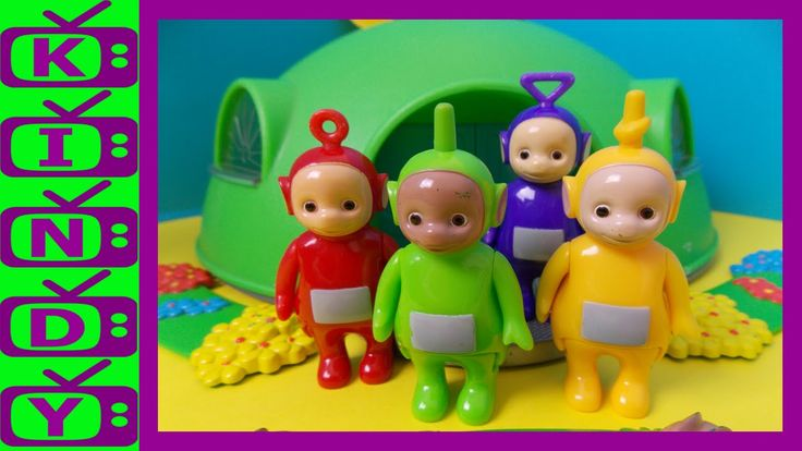 NEW Teletubbies 2015. Meet the Teletubbies and learn all about them. Tel...