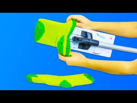(34) 33 CHEAP AND EASY CLEANING TIPS TO MAKE YOUR HOME SHINE - YouTube