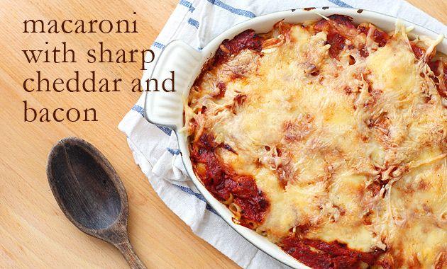 cheddar & bacon: Macaroni And Cheese, Flickr, Elbow Macaroni, Macaroni ...