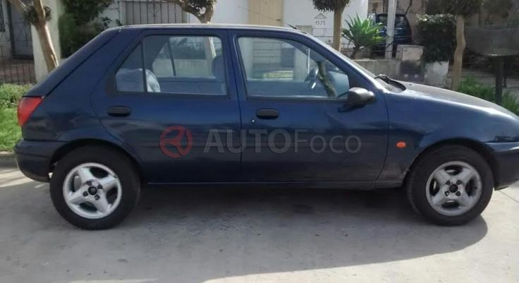 Ford Fiesta 1998 Tigre