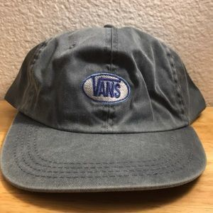 6de57db880 Vintage Vans Hat Vans Hats
