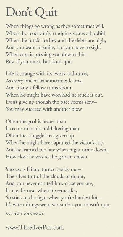 Well written