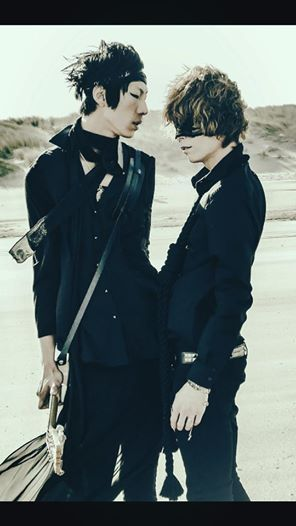 Shota and Adam. Adams. :D