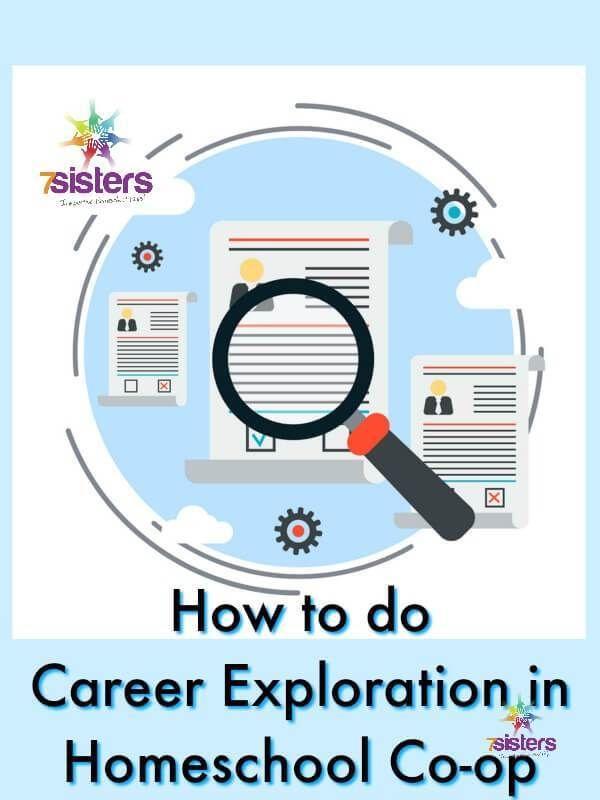 How to do Career Exploration in Homeschool Co-op