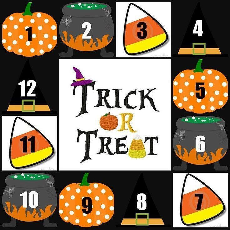 I #love #games so let's #play #trickortreat #halloween Just #pickanumber and…