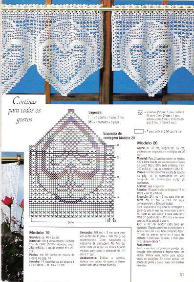 32 besten gardinen h keln bilder auf pinterest gardinen. Black Bedroom Furniture Sets. Home Design Ideas