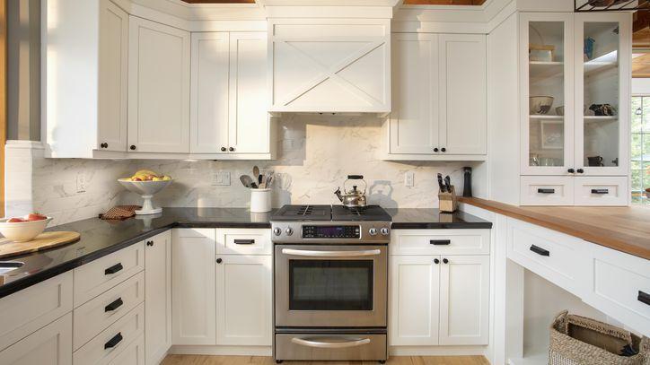 6 Ways To Get More Kitchen Space Kitchen Cabinets For Sale Used Kitchen Cabinets Cheap Kitchen Cabinets