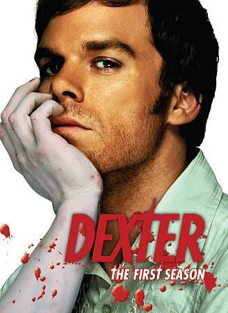 Dexter -The Complete First Season (DVD, 2007, 4-Disc Set) $7.50