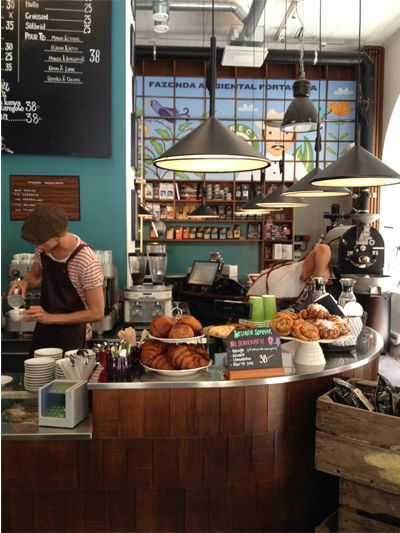 coffee spots in stockholm // via www.dekoffiefilters.nl
