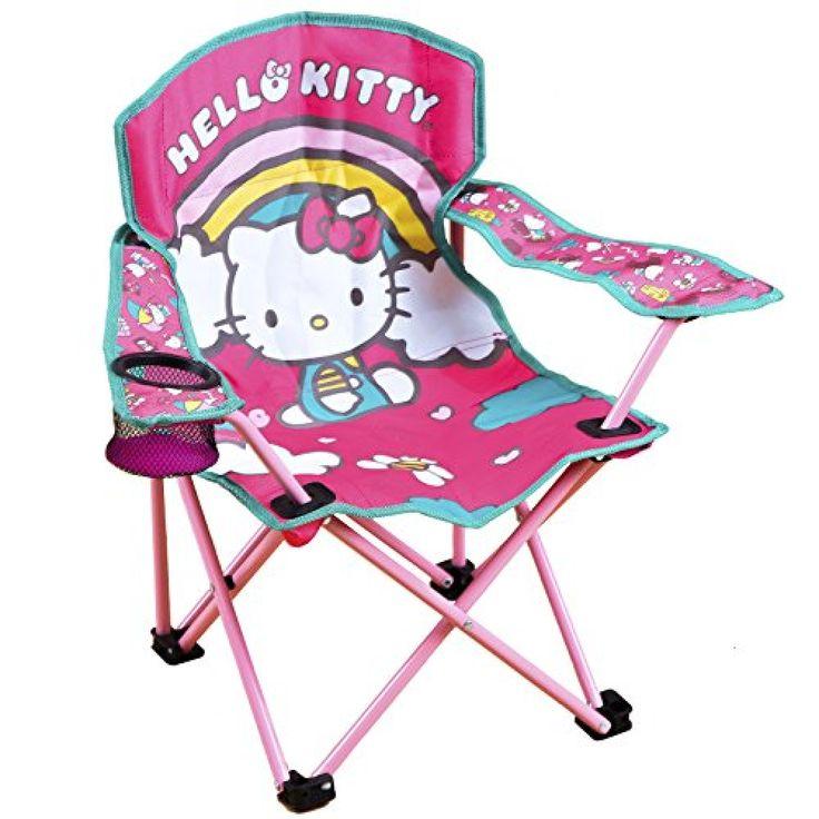 Disney hello kitty camp chair world of hello kitty