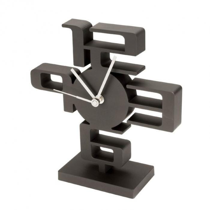 15 Modern Desk Clocks for Home Office - Rilane